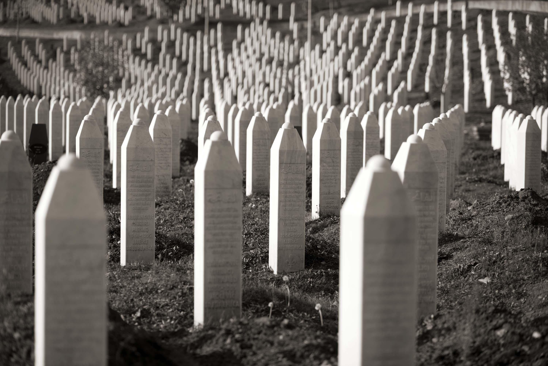 Srebrenica, Memorijalni centar Srebrenica – Potočari, Spomen-obilježje i mezarje za žrtve genocida iz 1995. godine