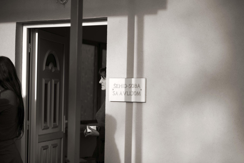 Vitez, Kruščica, Šehidska soba