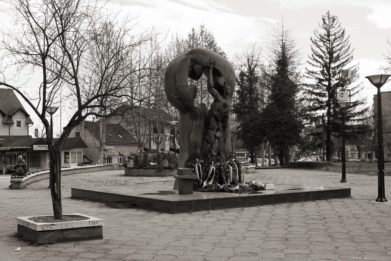 Brod, Centralni spomenik poginulim borcima odbrambeno-otadžbinskog rata RS 1991-96