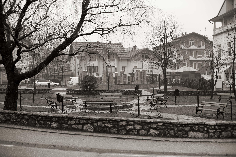 Bosanska Krupa, Spomen-obilježje žrtvama oslobodilačkog rata