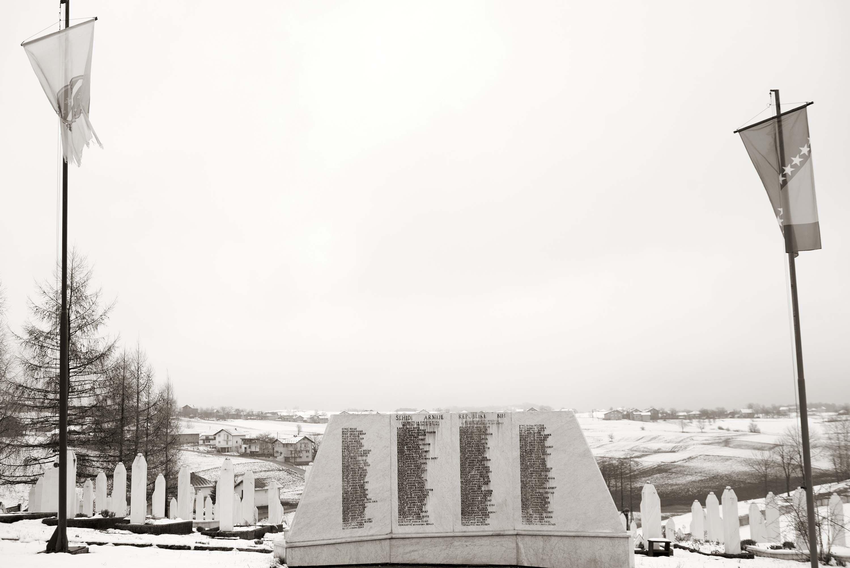 Bosanska Krupa, Pištaline, Šehidsko groblje Ometaljka