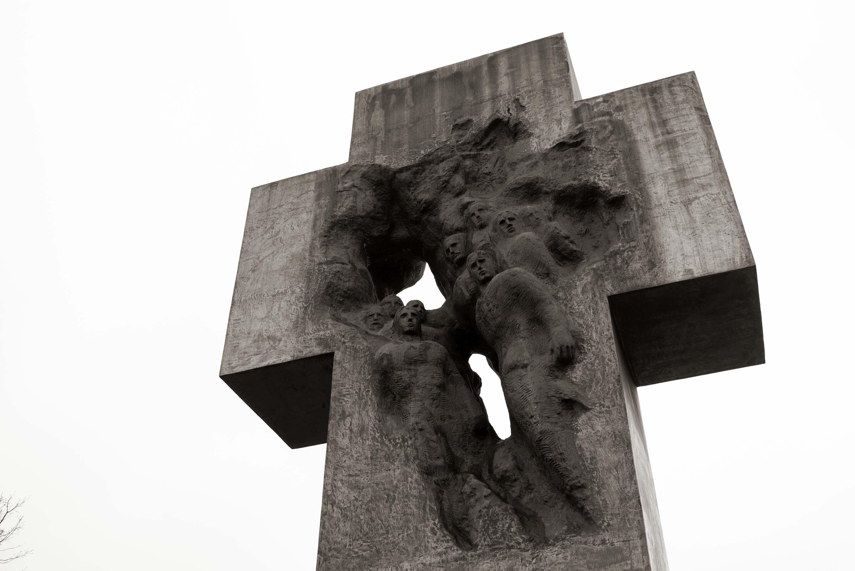 """Prijedor, Centralni spomenik """"Za krst časni"""""""